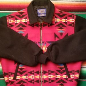 Vintage Wool Pendleton jacket